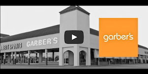 Garber's Men's Wear video